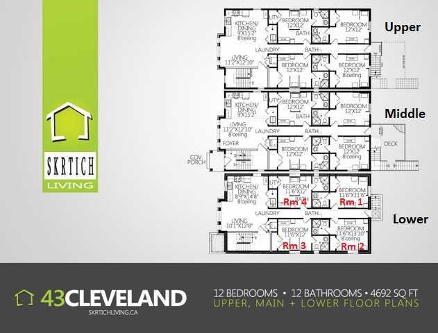 43 cleveland street thorold for rent skrtich living Interactive house plans